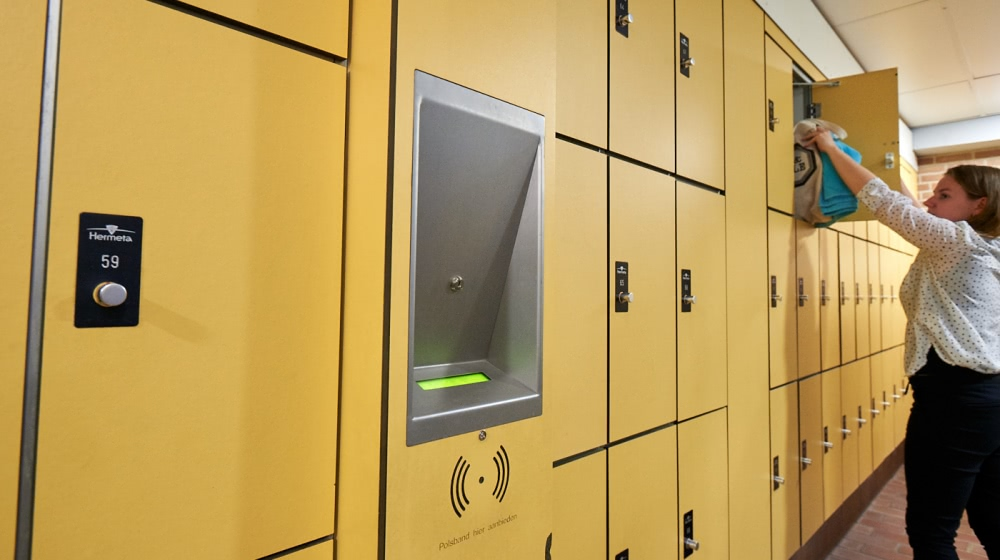 Lockers, Multilock, Raalte